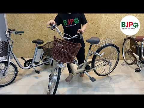 รีวิวจักรยานไฟฟ้า ระบบไฮบริด(ปั่นระบบไฟฟ้าช่วยผ่อนแรง)