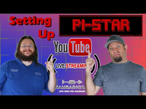 Setting Up Pi Star From Scratch - Ham Radio Livestream