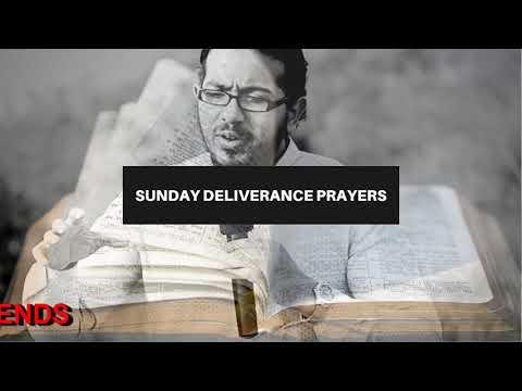 ALL ROUND DELIVERANCE PRAYERS WITH EVANGELIST GABRIEL FERNANDES