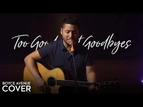 Too Good at Goodbyes (Sam Smith Acoustic Cover)