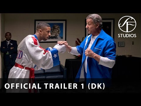 Creed II - Trailer - I biograferne 6. december 2018