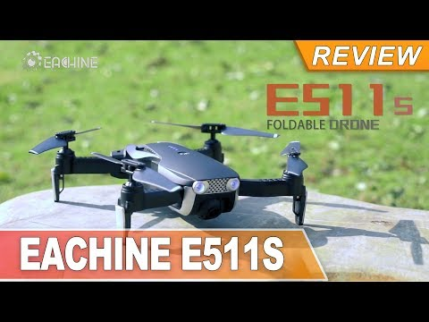 Eachine E511S RC Drone |Tutorial Video|How to use|Buy at Banggood - UC43W_k7OrH_5OxBgIibLCCQ
