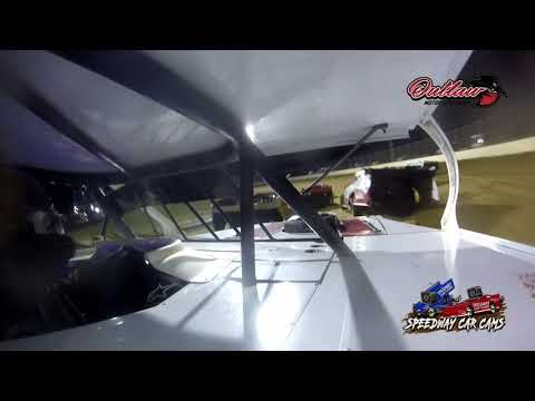 #89 Tate Cole - USRA Modified - 10-16-2021 Outlaw Motor Speedway - In Car Camera - dirt track racing video image