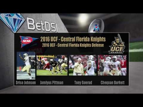 UCF Central Florida Knights | NCAA Football Team Preview | Betting Odds and Predictions