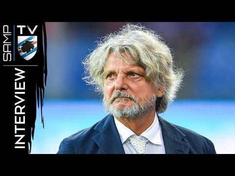 Sampdoria-Milan, Ferrero: «Orgoglioso di questa squadra»