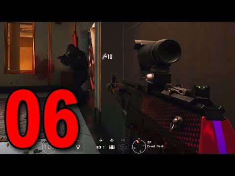 Rainbow Six Siege - Part 6 - ANOTHER FLAWLESS GAME