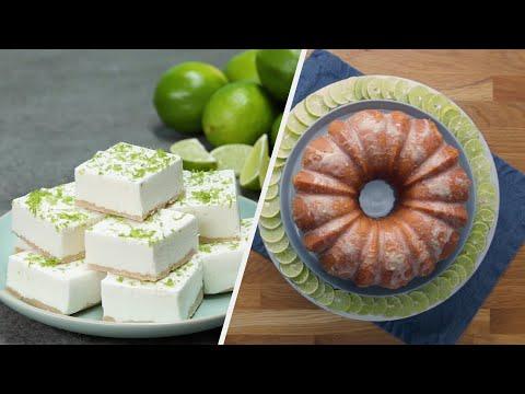5 Zesty Key Lime Desserts ? Tasty Recipes