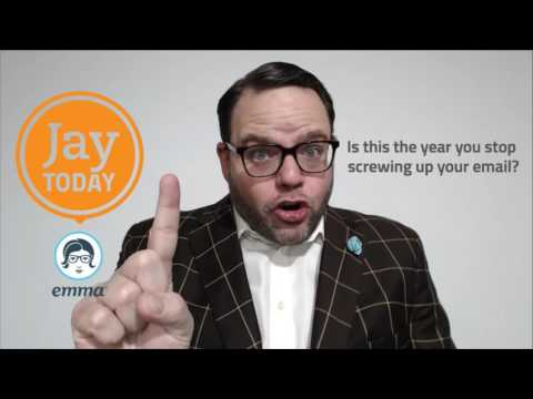 Make This the Year You Stop Screwing Up Email: Jay Today 2.2