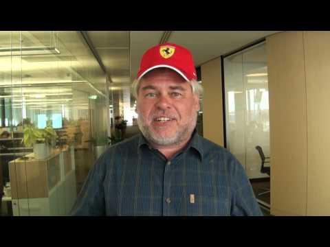 Eugene Kaspersky thanks Ferrari for making Formula 1 exciting again