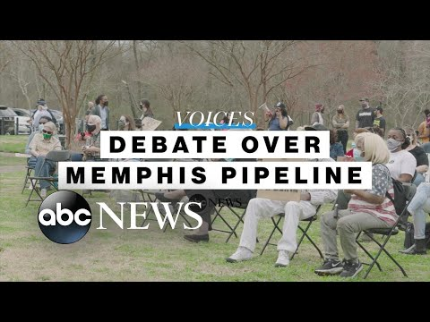 Black community in Memphis fights back against oil pipeline | ABC News