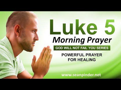 POWERFUL HEALING PRAYERS  Morning Prayer to Start Your Day