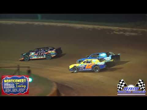 Crate Sportsman Feature - Lancaster Motor Speedway 7/22/21 - dirt track racing video image