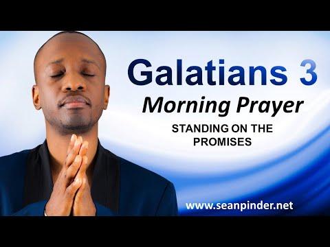 STANDING on the PROMISES - Morning Prayer
