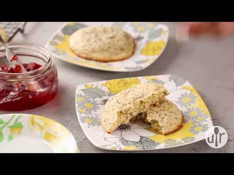 How to Make Vegan Lemon Poppy Scones | Vegan Recipes | Allrecipes.com