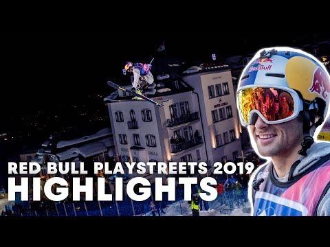 Slopestyle Skiing In Fairytale City   Red Bull PlayStreets 2019 Highlights - UCblfuW_4rakIf2h6aqANefA