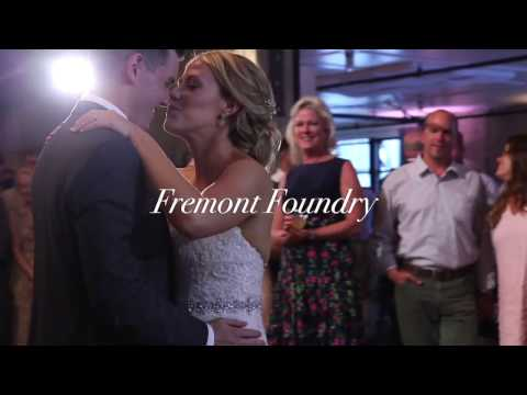 Fremont Foundry Wedding