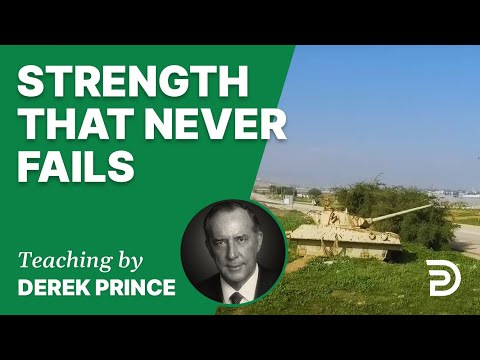 Strength That Never Fails 09/4