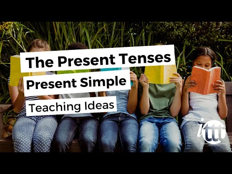 English Grammar -- Present Simple -- Teaching Ideas 2- TEFL Online