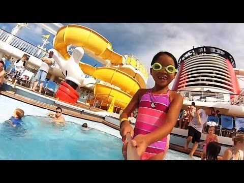 Our 2014 Disney Cruise aboard The Dream - UC8363kBJe2MI29eaI8J9TJA