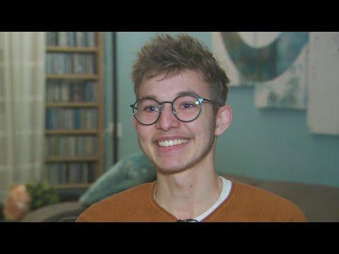 Transgender Patrick (18): 'Boodschap Nikkie heel belangrijk'