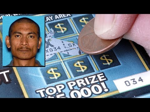 Bị bắt vì ăn cắp vé số trúng $10 triệu của bạn cùng phòng