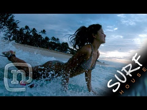 Hawaii's North Shore Days & Nights: Surf House Ep. 2 - UCsert8exifX1uUnqaoY3dqA