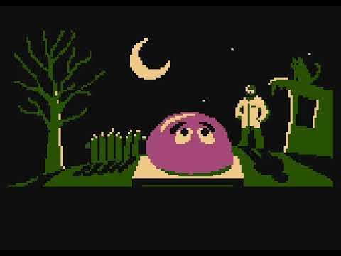 FloB, teaser de nuevo juego para computadoras Atari 8-bits