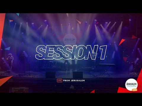 Jerusalem Encounter 2019 // Session 1