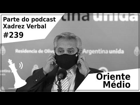 Oriente Médio - Xadrez Verbal Podcast #239
