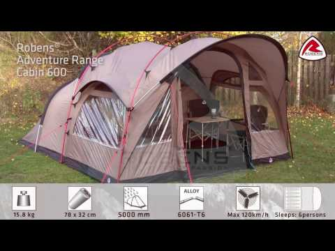 Cabin 600 - Pure Outdoor Passion