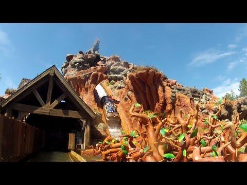Splash Mountain Full Ride POV 1080p HD with Binaural Audio - Walt Disney World - UCe-gHr2O_LP7t0YJYHZQZlg
