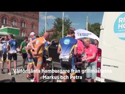 Ride of Hope 2017 - Norra Dag 1