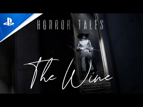 Horror Tales: The Wine - Announcement Trailer | PS5, PS4