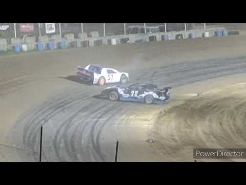 Pro Stock A-Main - Crystal Motor Speedway - 9-4-2021 - dirt track racing video image