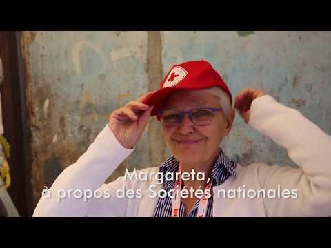 Margareta, à propos des Sociétés nationales