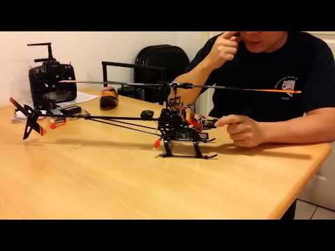 New Walkera G400 Helicopter With GPS First Look - UCKMr_ra9cY2aFtH2z2bcuBA