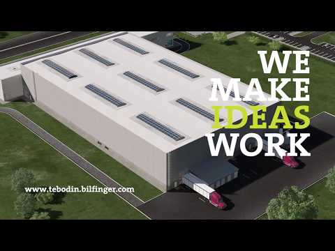 Bilfinger I Tebodin: New boiler production plant for Viessmann