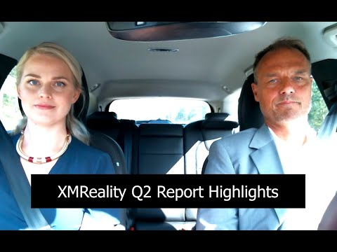 XMReality Q2 report highlights