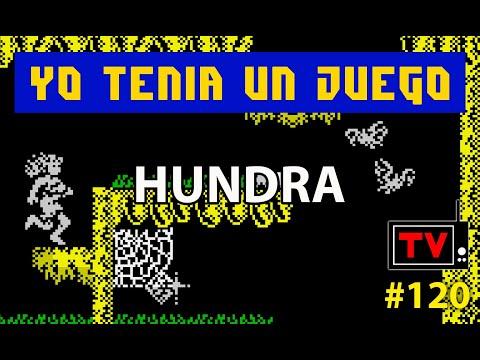 Yo Tenía Un Juego TV #120 - Hundra (ZX Spectrum)