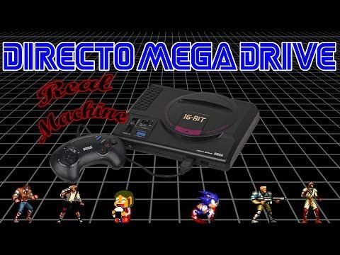 Directo MegaDrive sega Cartucho #2