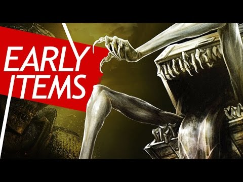 Dark Souls 3: 10 Early Items You Don't Want To Miss - UCNvzD7Z-g64bPXxGzaQaa4g