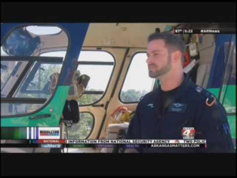 Jeremy Jackson, Flight Nurse/EMT Talks Medflight's Now Available Blood Products