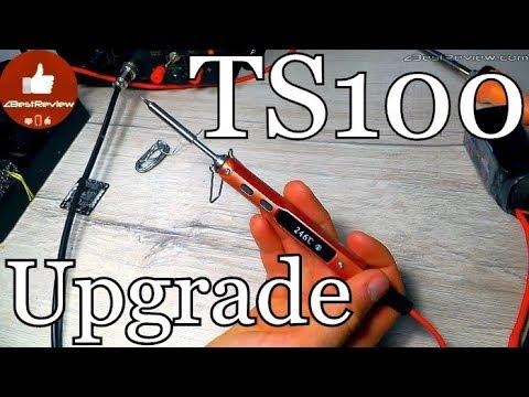 ✔ Цифровой Паяльник UpGrade TS100 Digital OLED Soldering Iron Station. Banggood! - UClNIy0huKTliO9scb3s6YhQ