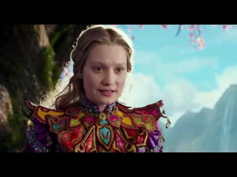 Alice Through the Looking Glass Official Trailer