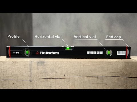 Hultafors - Aluminiumsvater HV og PV