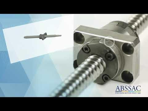 ABSSAC 2020 Precision Ballscrews