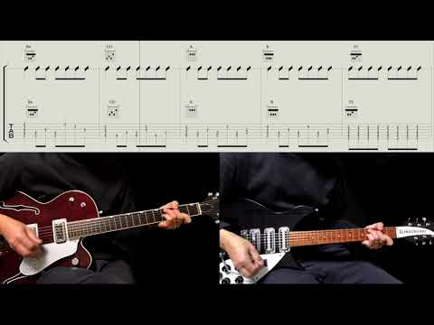 Guitar TAB : It Won't Be Long - The Beatles