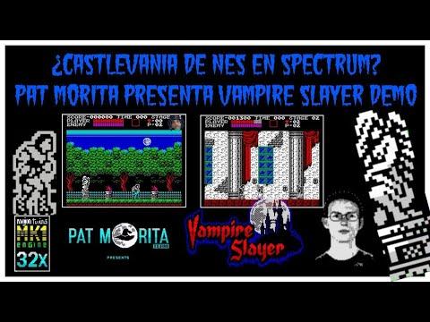 Vampire Slayer: Pat Morita Team + Comentario de Greenweb Sevilla