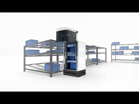 Magazino SOTO: Supply-by-Robot for Factories