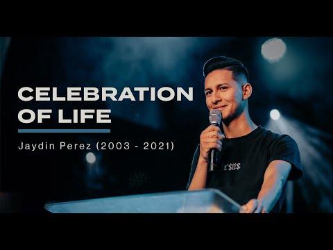 Jaydin Perez Celebration of Life
